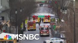 Officials Probe Whether Nashville Bomber Believed In 'Lizard People' | MSNBC 2