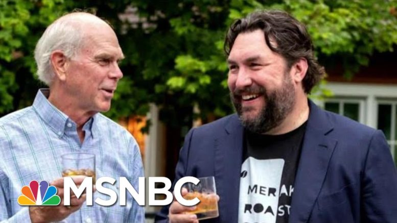 Author Traces What Makes Pappy Van Winkle Whiskey So Treasured | Morning Joe | MSNBC 1