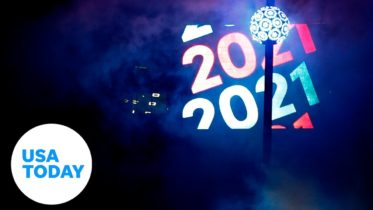 New Year's Eve celebration in New York's Times Square | USA TODAY 6