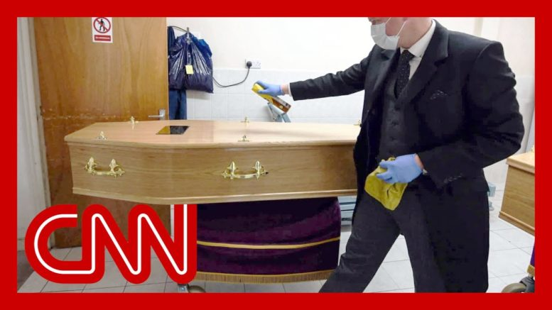 Funeral home manager details crushing pandemic demands 1