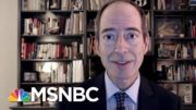 Doctor Hopeful Virus Testing Will Become Broadly Available  | Morning Joe | MSNBC 3