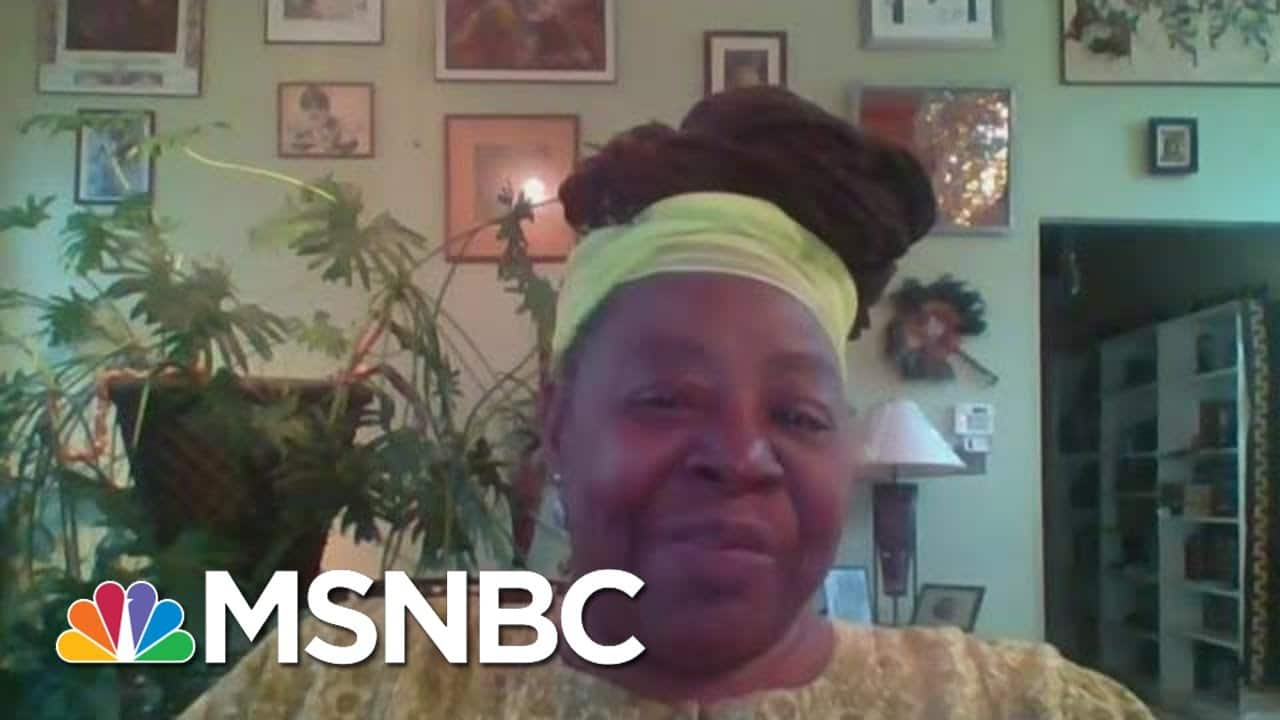 Professor Discusses Why She's Calling In Call Out Culture | Morning Joe | MSNBC 1