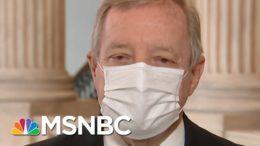 'We Want Our Bill Called': Sen. Durbin On Virus Relief Deal | Morning Joe | MSNBC 1