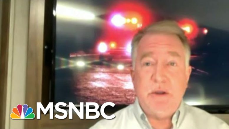 Ambulance Companies Arrive At 'A Breaking Point' | Morning Joe | MSNBC 1