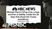 Trump Used Michael Flynn Case As 'Means To His Own End, To Undermine Mueller Investigation' | MSNBC 5