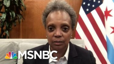 Lori Lightfoot: Current President 'Has Added To Public Skepticism' About Covid Vaccine   MTP Daily 6