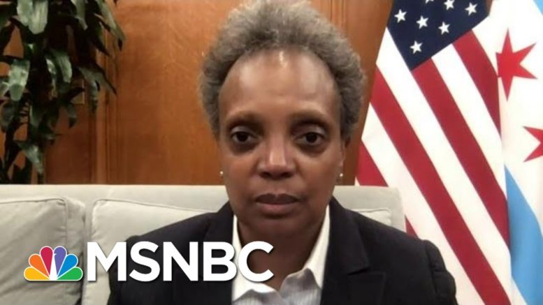 Lori Lightfoot: Current President 'Has Added To Public Skepticism' About Covid Vaccine | MTP Daily 1