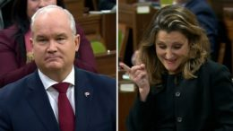 Chrystia Freeland calls out Erin O'Toole's 'bad habit' in the House of Commons 3