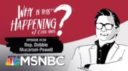 Chris Hayes Podcast With Debbie Mucarsel-Powell | Why Is This Happening? - Ep 138 | MSNBC 3