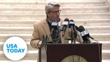 Georgia elections official Gabriel Sterling slams rhetoric | USA TODAY 6
