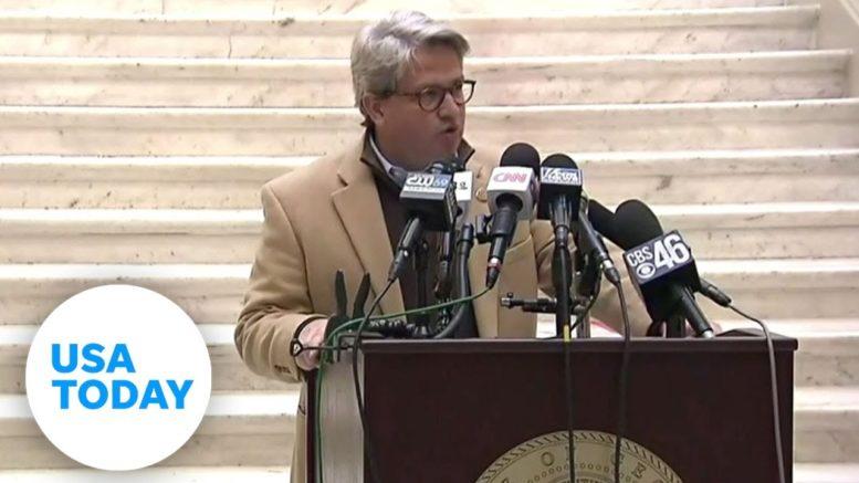 Georgia elections official Gabriel Sterling slams rhetoric   USA TODAY 1