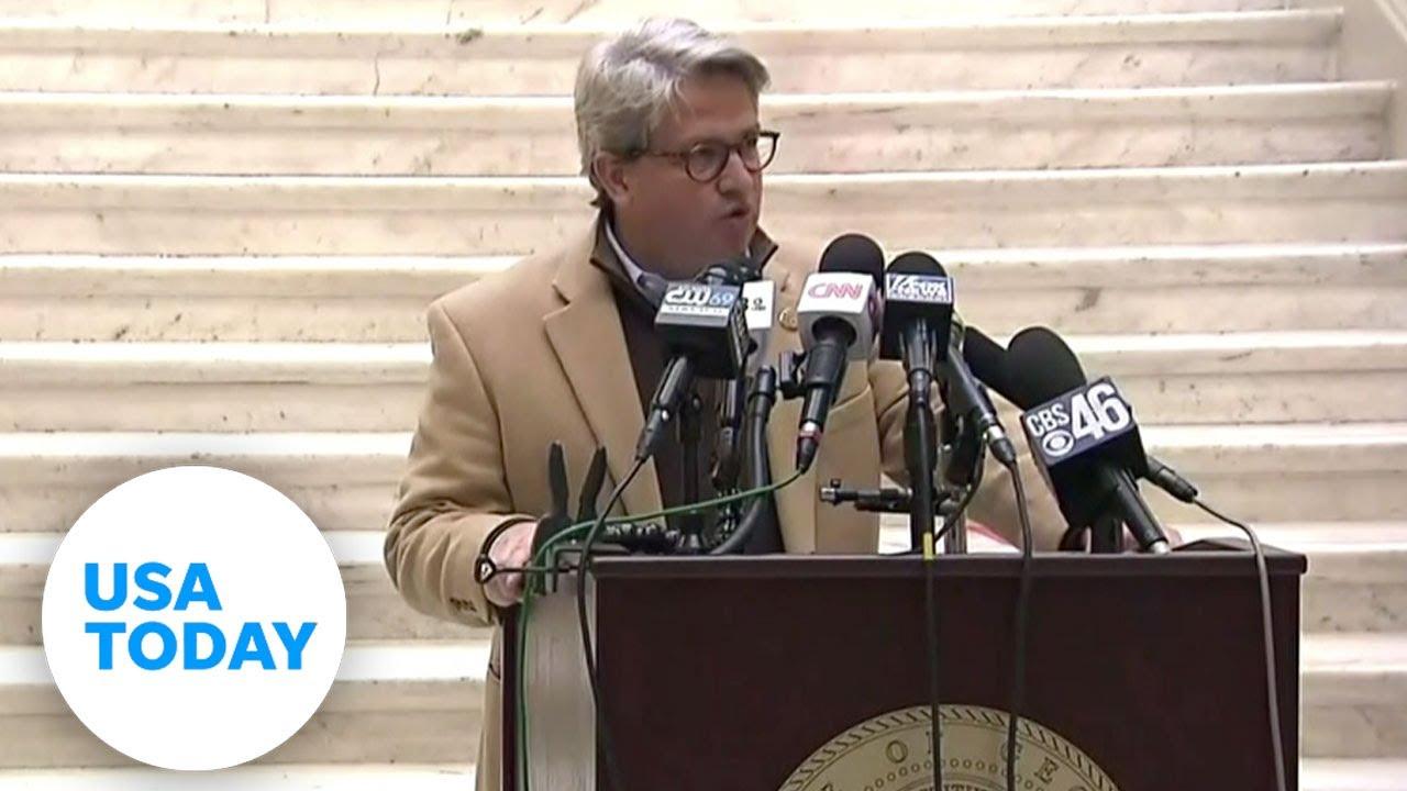 Georgia elections official Gabriel Sterling slams rhetoric | USA TODAY 1