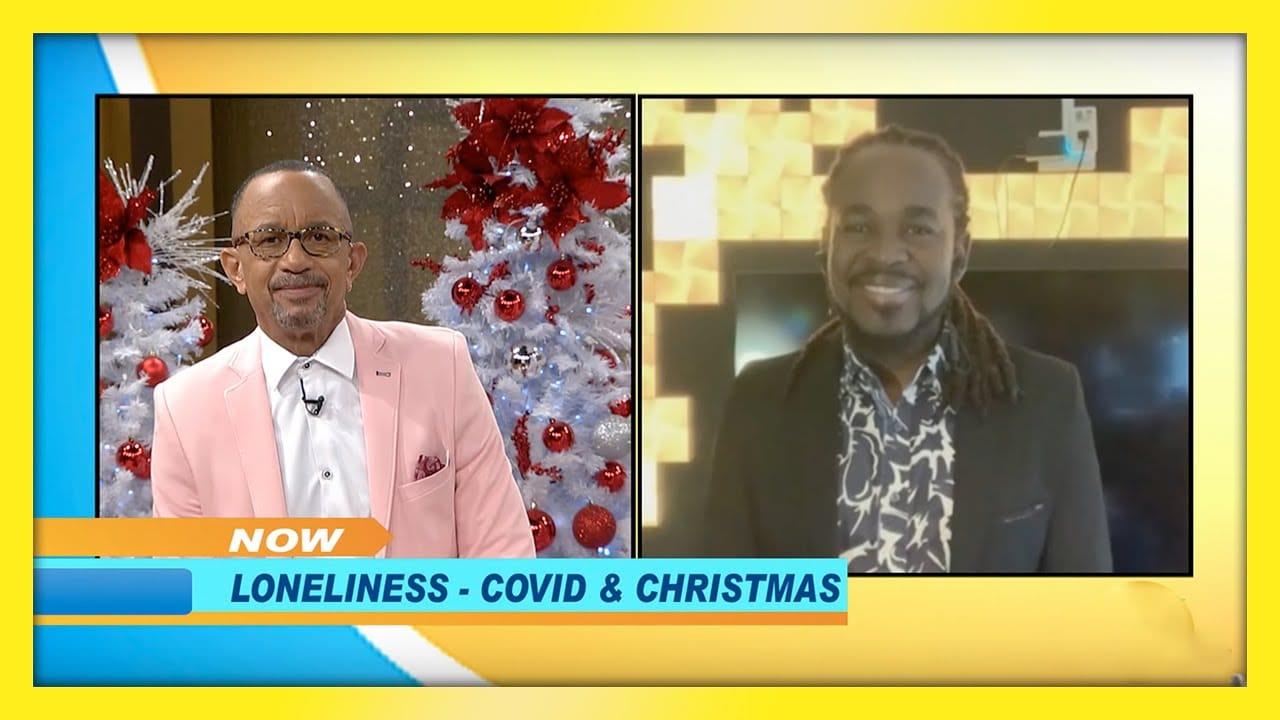Loneliness - Covid & Christmas: TVJ Smile Jamaica - December 2 2020 1