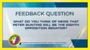 TVJ News: Feedback Question - December 2 2020 5