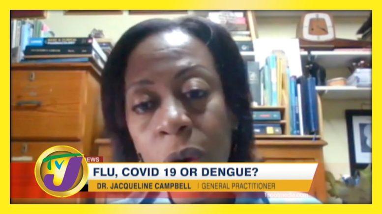 Flu, Covid-19 or Dengue? - December 2 2020 1
