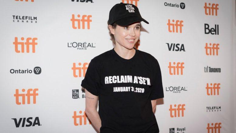 Oscar-nominated star Elliot Page announces he is transgender 1