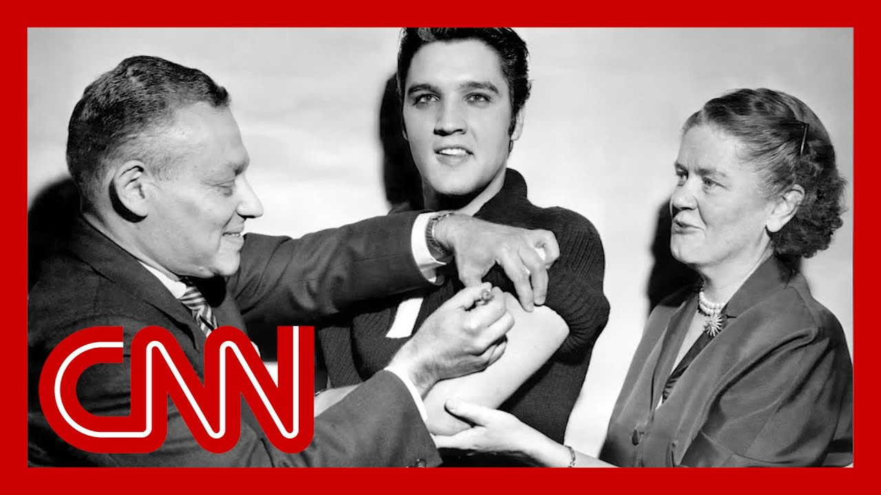 Biden's team following Elvis Presley's footsteps on vaccine 1