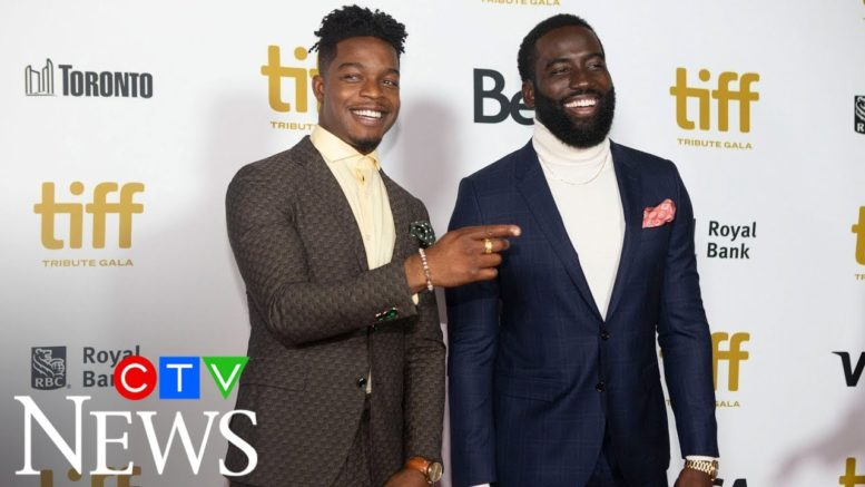 The Black Academy aims to showcase Black talent in Canada | Shamier Anderson and Stephan James 1