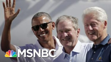 Biden, Obama, Bush And Clinton Willing To Get Covid-19 Vaccine On Camera | The Last Word | MSNBC 10