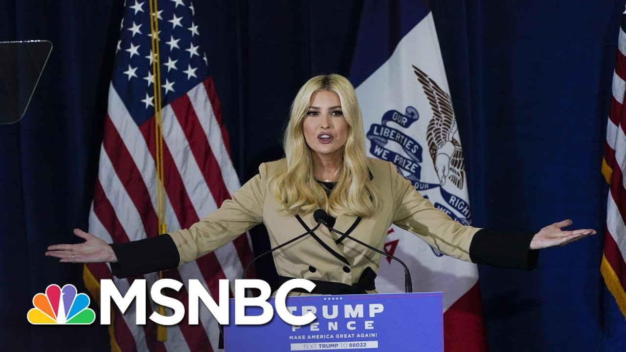 D.C. Prosecutor Contradicts Ivanka On Inaugural Committee Overpayment To Trump Hotel | Rachel Maddow 1