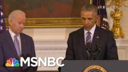 From Washington To Now: What Biden Can Learn From History | Morning Joe | MSNBC 9