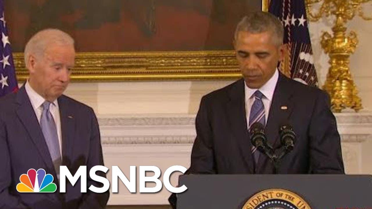 From Washington To Now: What Biden Can Learn From History | Morning Joe | MSNBC 1