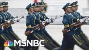 U.S. Official Says China Attempted To Create 'Super Soldiers' | Hallie Jackson | MSNBC 3