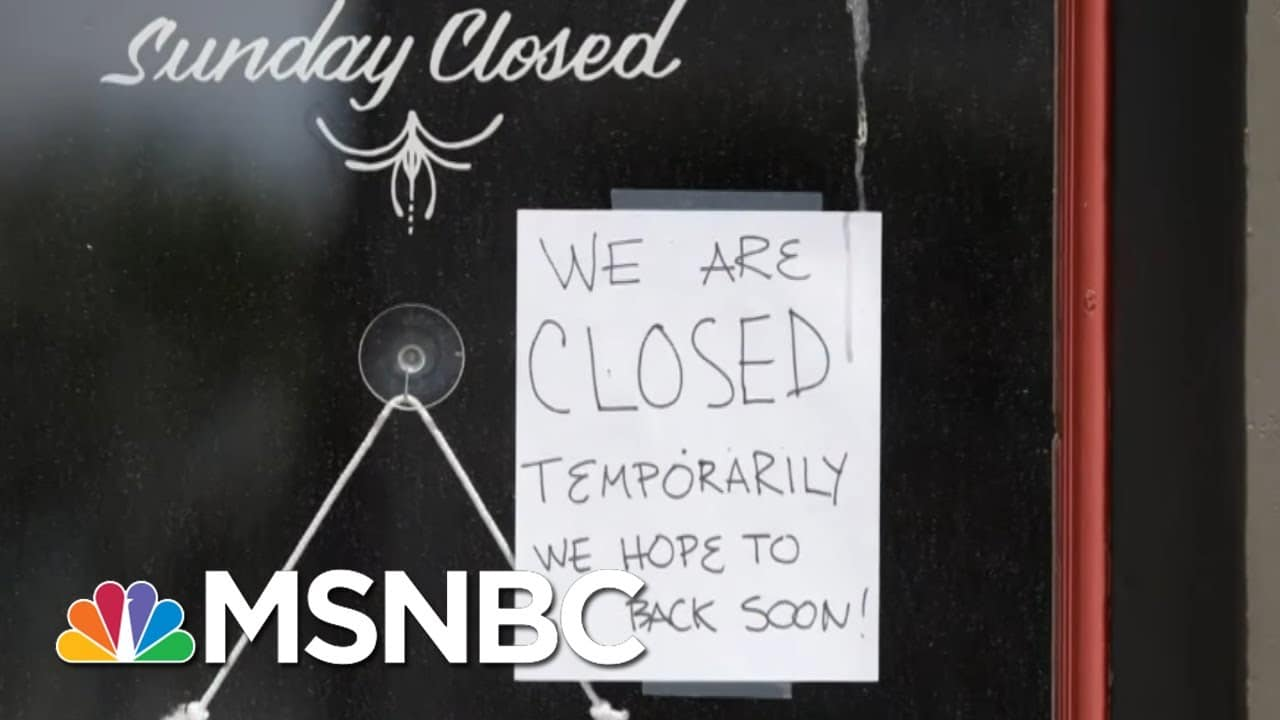 Pelosi: There Is 'Momentum' To Reach A Covid Relief Deal | Katy Tur | MSNBC 1