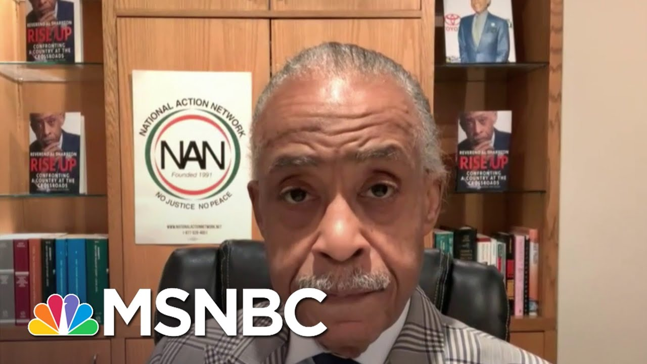 Sharpton Says The Country Is Seeing 'A Culture War That's Been Inspired By The President' | Deadline 4