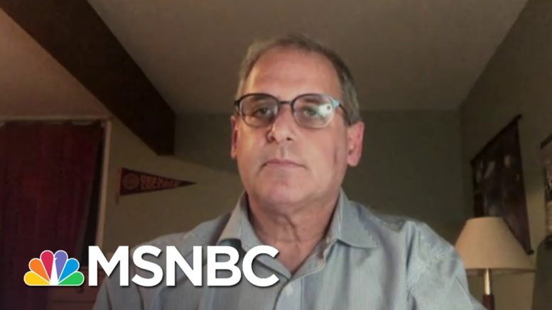 Washington Post Journalist Reports On Doctors And Nurses Pleading For Help | Deadline | MSNBC 1