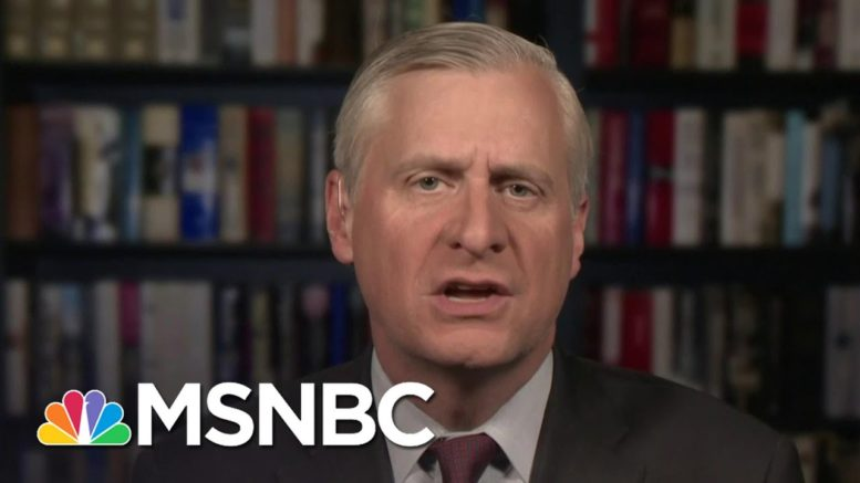 Meacham: The Start Of Biden's Presidency Is 'Going To Be More Complicated' Than We Think   Deadline 1