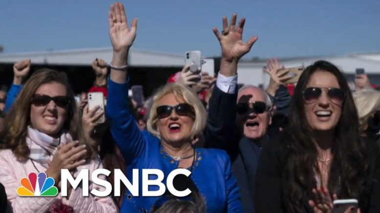 Hayes: Trump, GOP Didn't Care What Happened After The Election With Covid, Economy | All In | MSNBC 1