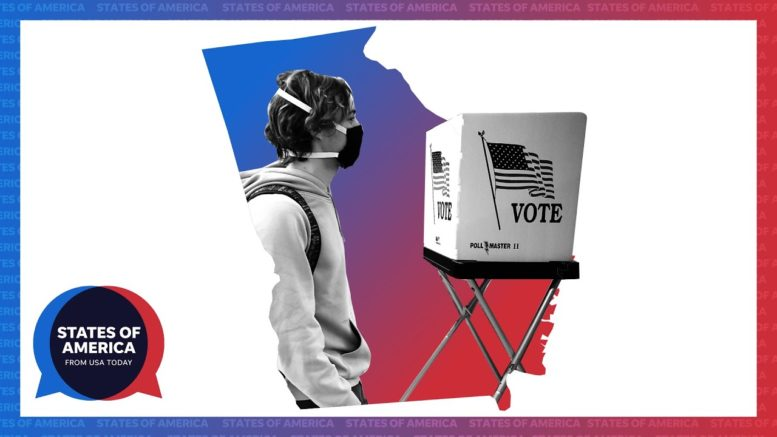 Will previously unregistered voters be the difference in U.S. Senate runoffs? | States of America 1