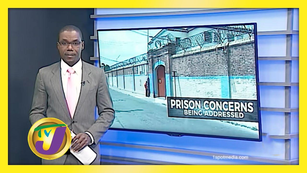 Prisoner Concerns Being Addressed - December 3 2020 1