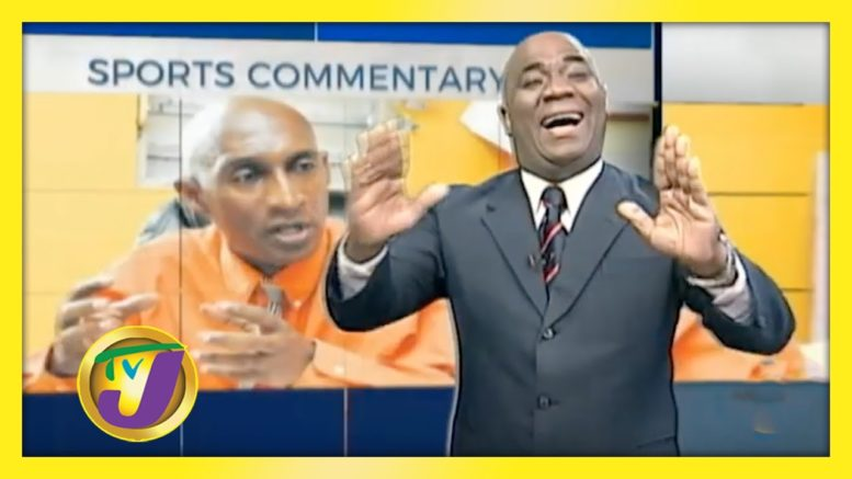 TVJ Sports Commentary - December 3 2020 1
