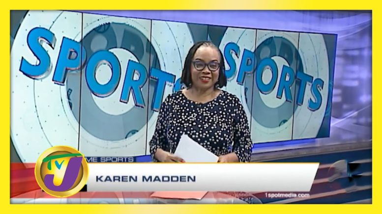 TVJ Sports News: Headlines - December 3 2020 1