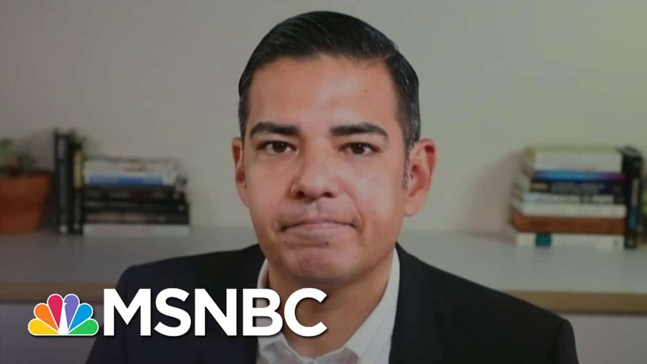 Mayor Garcia: We Must Distribute Covid-19 Vaccine With A Cultural Lens | The Last Word | MSNBC 1