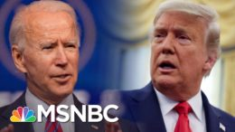 Biden Speaks To A Nation In Crisis As Trump Remains Silent   The 11th Hour   MSNBC 3