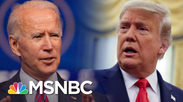 Biden Speaks To A Nation In Crisis As Trump Remains Silent | The 11th Hour | MSNBC 1