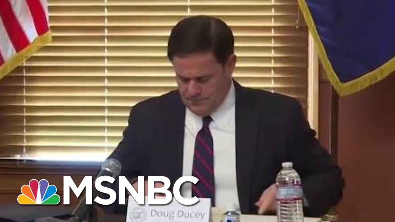 Arizona Certifies Election Results, Confirming Biden Win | Morning Joe | MSNBC 1