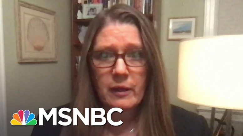 Mary Trump: Trump Wouldn't Be Considering Family Pardons 'If There Weren't A There There' | MSNBC 1