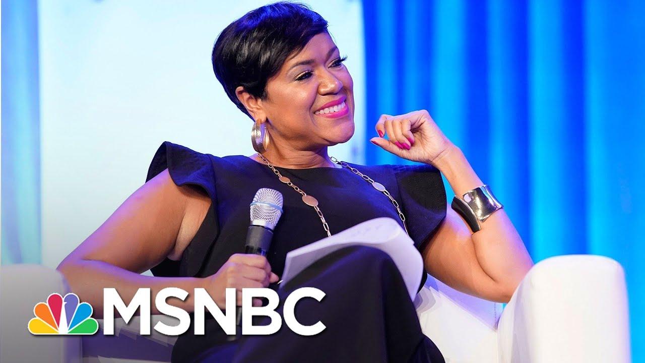 Tiffany Cross Gives Sneak Peek Of Her New MSNBC Show   MSNBC 1