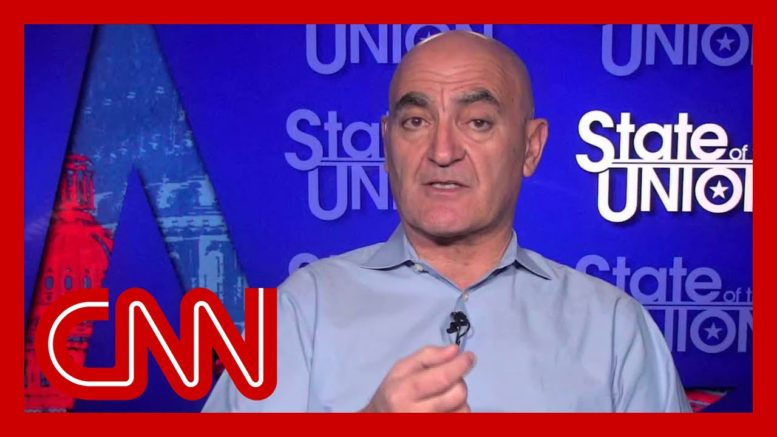 White House vaccine chief Moncef Slaoui praises Biden's mask plan 1