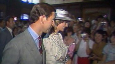 1983: Prince Charles and Diana's visit to Ottawa 6
