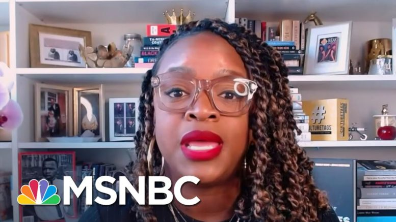 Activists on Defunding The police: 'We're Not Talking About Gotham Without Batman' | MSNBC 1
