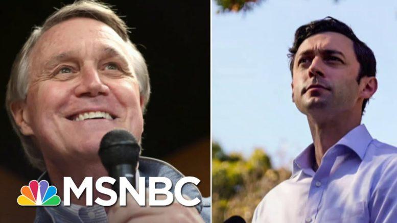 Georgia Sen. Perdue Will Not Participate In Televised Debate Ahead of Senate Runoff | MSNBC 1