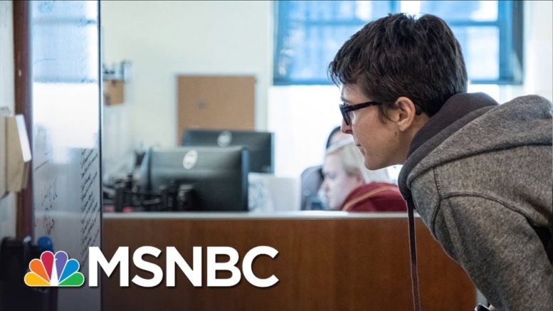 Always Look Closer | The Rachel Maddow Show | MSNBC 1