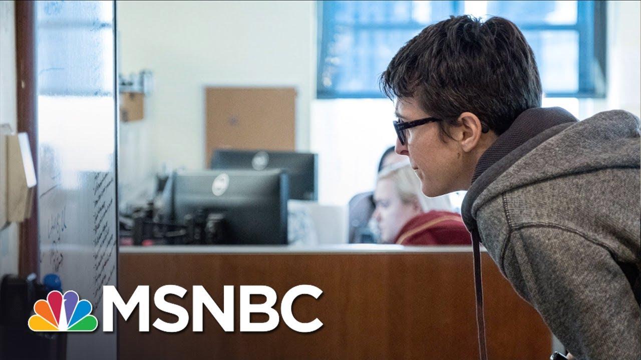 Always Look Closer | The Rachel Maddow Show | MSNBC 1