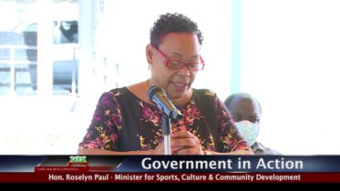 GOVERNMENT IN ACTION - Government Continues to Invest In Sports 6