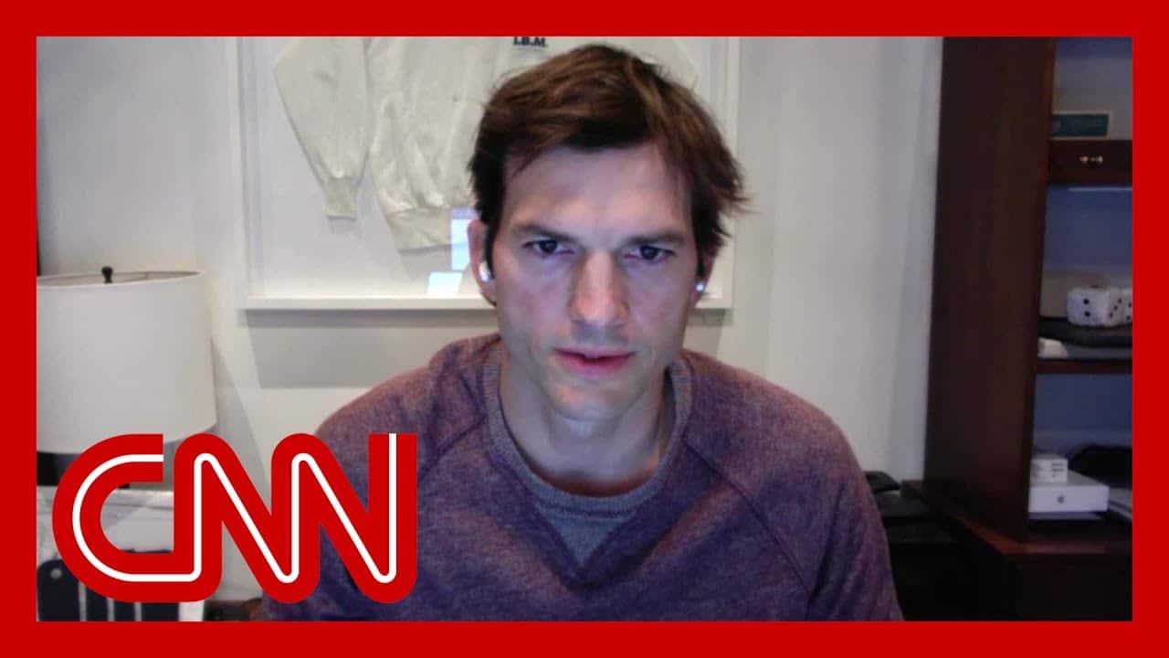 Ashton Kutcher urges EU to allow tech giants to keep tracking online child abuse 3